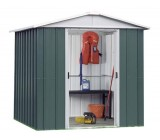 1010GEYZ 10ft x 10ft Metal Shed