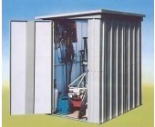 YardMaster 54PEZ Pent 5ft 4ins x 3ft 11ins Metal Garden Shed